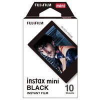 Fujifilm Instax Mini Black Film 10 Shot Pack