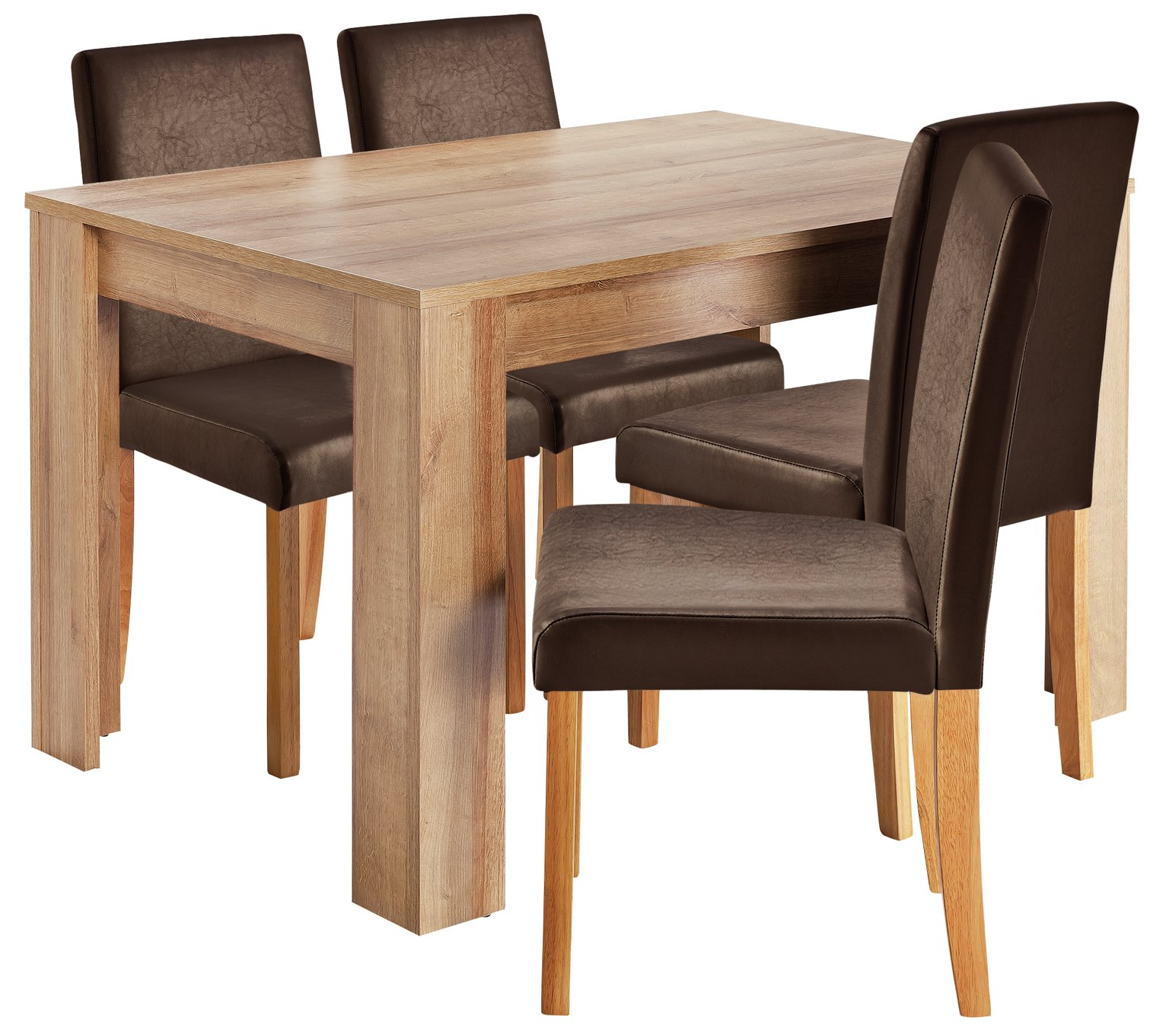 Argos Table And Chairs In Sale: SALE On HOME Miami Dining Table & 4 Chairs