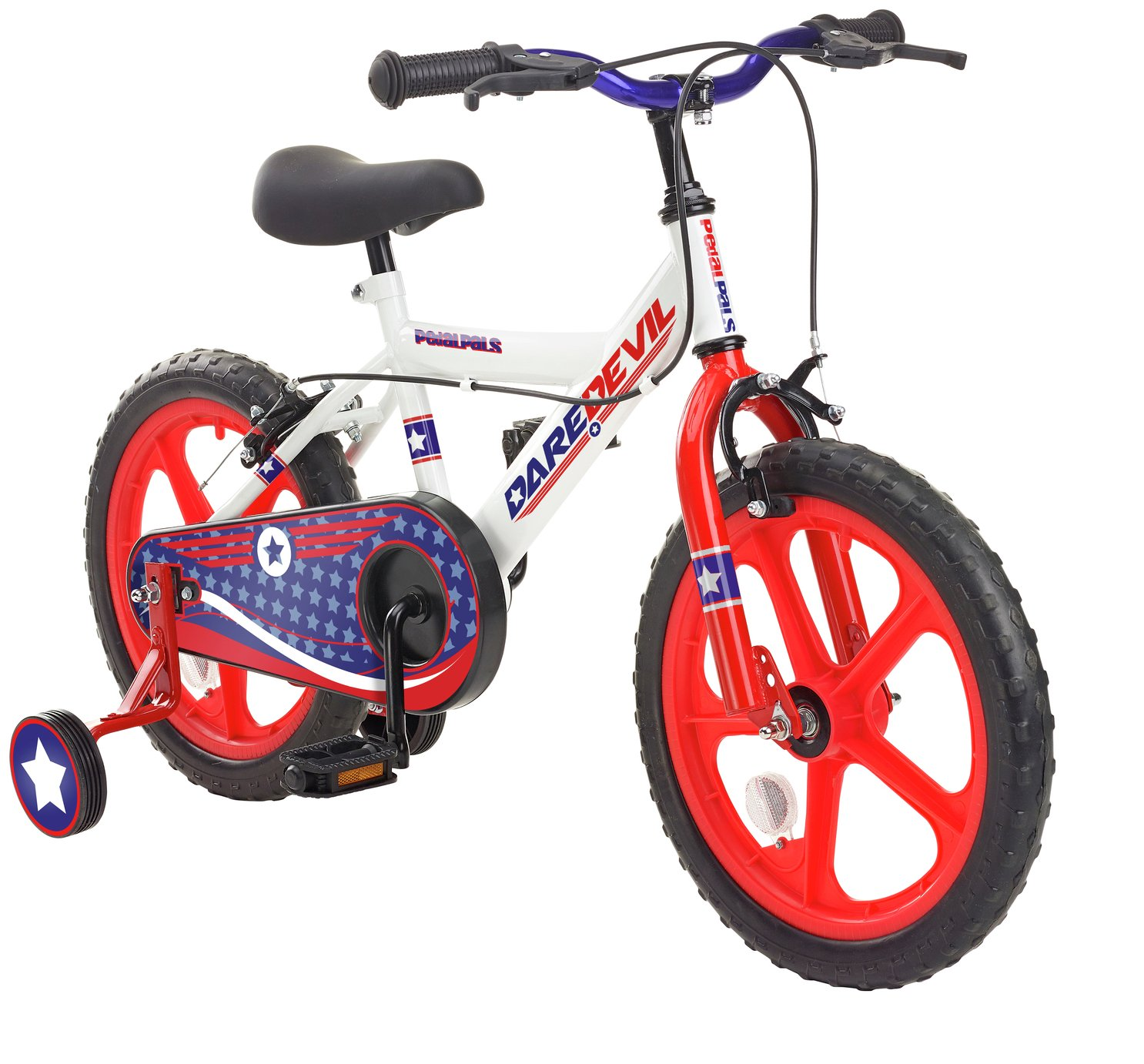 Pedal Pals 16 Inch Daredevil Kids Bike