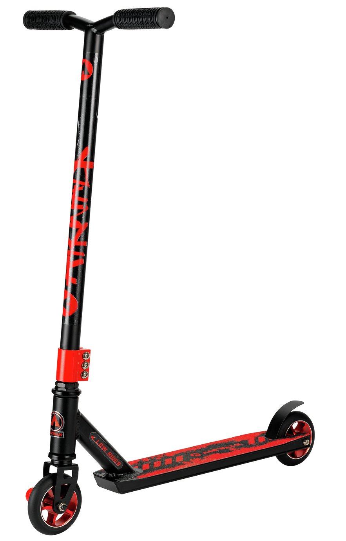 Airwalk Low Rider Stunt Scooter - Red/Black