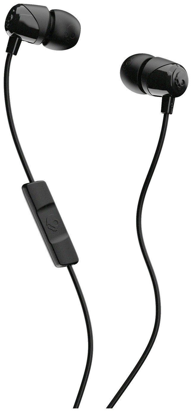 Skullcandy Jibs In-Ear Headphones - Black