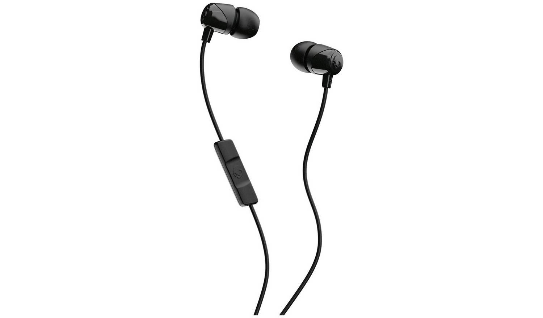 Skullcandy Jibs In-Ear Headphones - Black