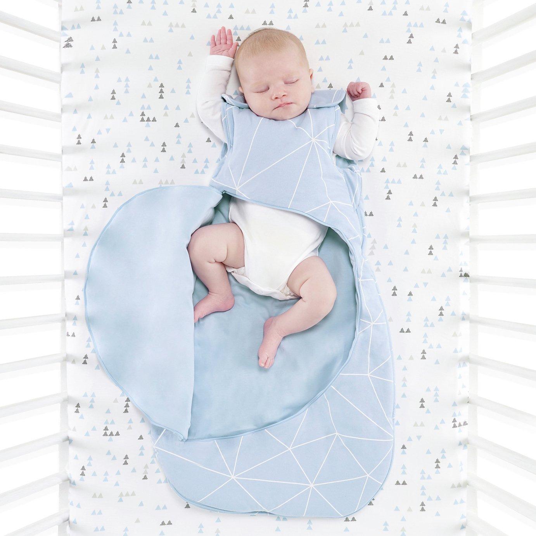 Image of Snuzpouch 1.0 Tog Sleeping Bag - Geo Breeze