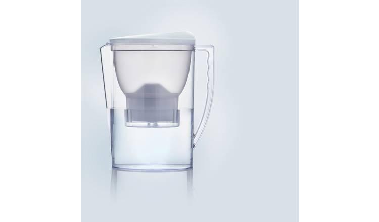 Home Water Filter >> Buy Argos Home Water Filter Jug Plus One Cartridge Water Jugs Argos
