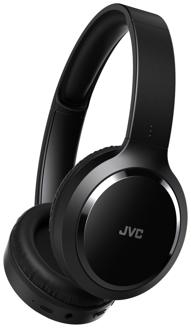 JVC HA-S80BN On-Ear Wireless Noise Cancelling Headphones