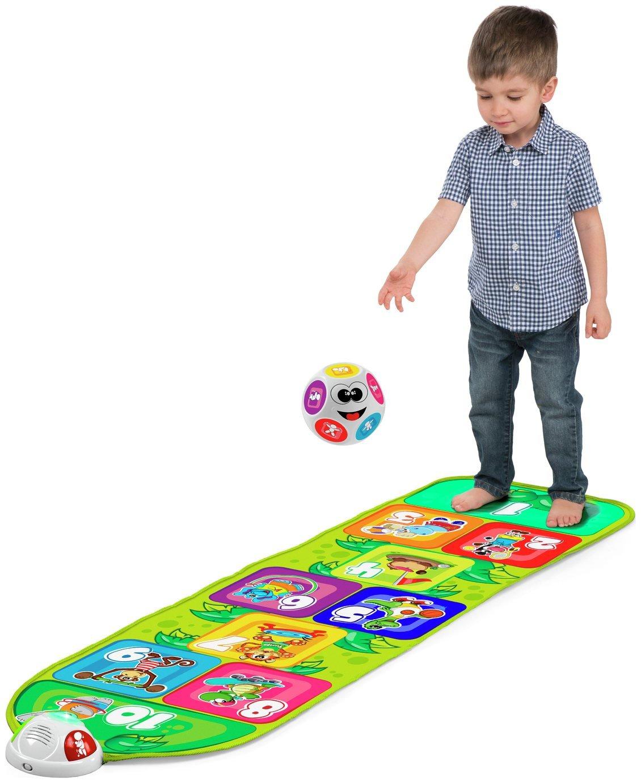 Chicco Hopscotch Jump & Fit Playmat