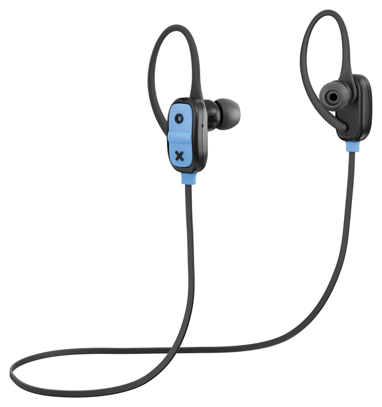 JAM Live Large In-Ear Bluetooth Headphones - Black