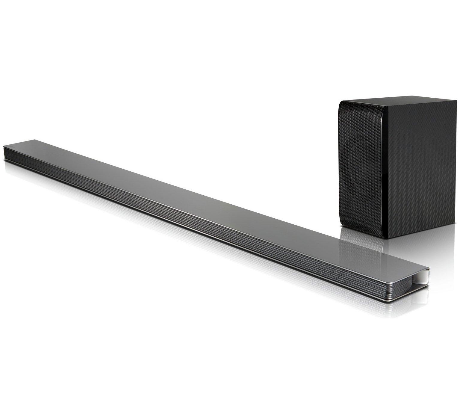 LG SJ8 300W 4.1Ch Sound Bar with Wi - Fi and Bluetooth