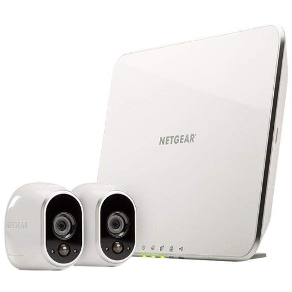 Image of Netgear VMS3230 Day/Night Home Security Camera - Set of 2