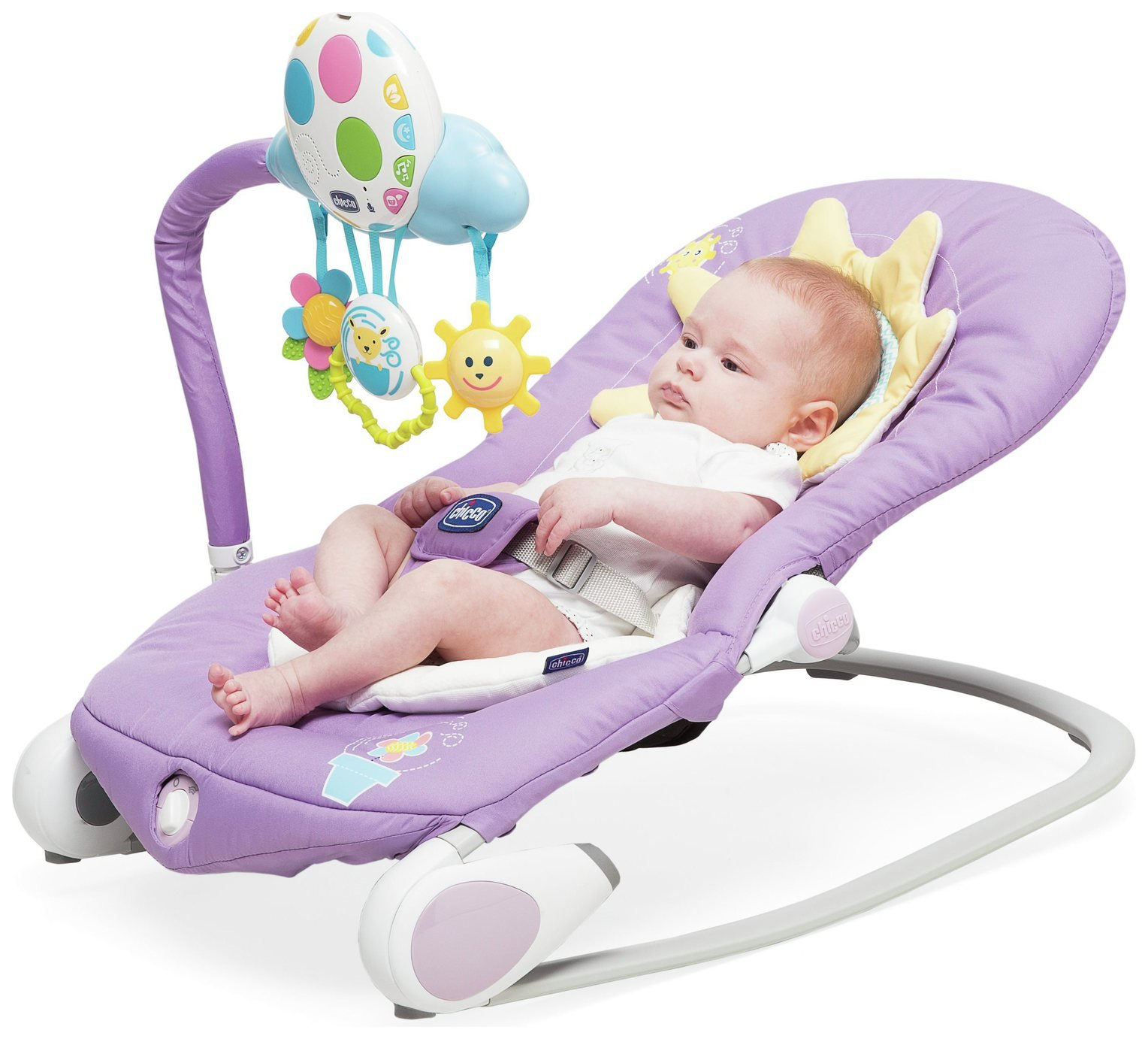 Chicco Balloon Bouncer with Voice Recorder Option