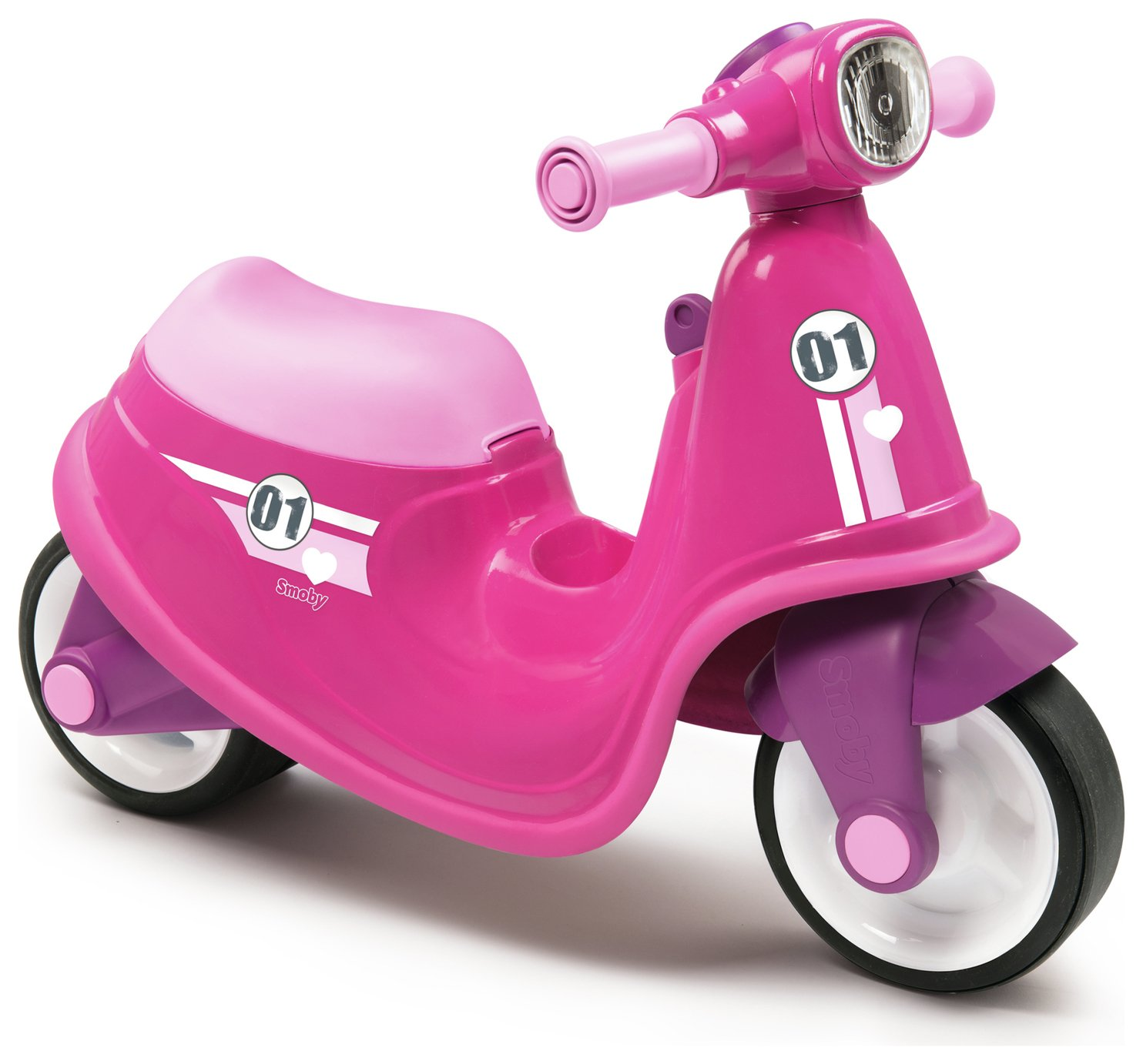 SMOBY Scooter - Pink