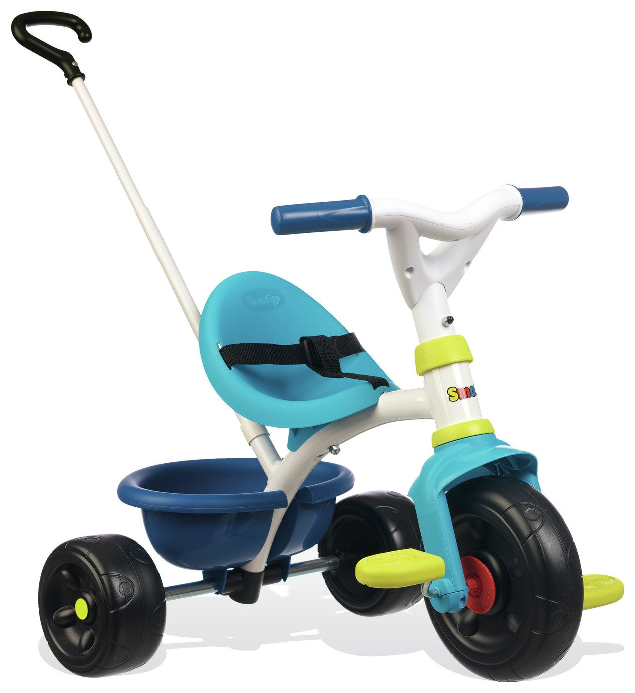 SMOBY Be Fun Tricycle   Blue