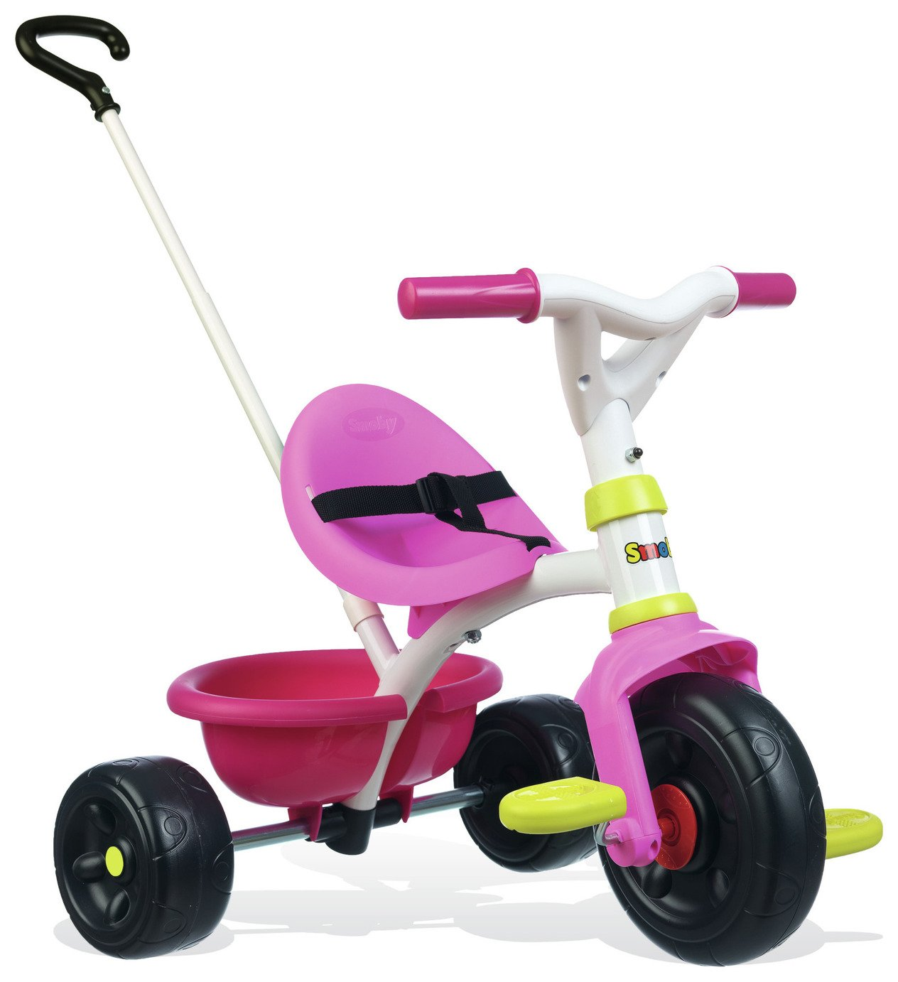SMOBY Be Fun Tricycle   Pink