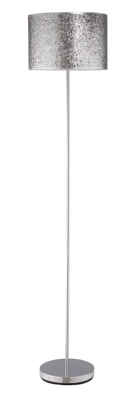 Argos Home Sparkling Floor Lamp - Silver