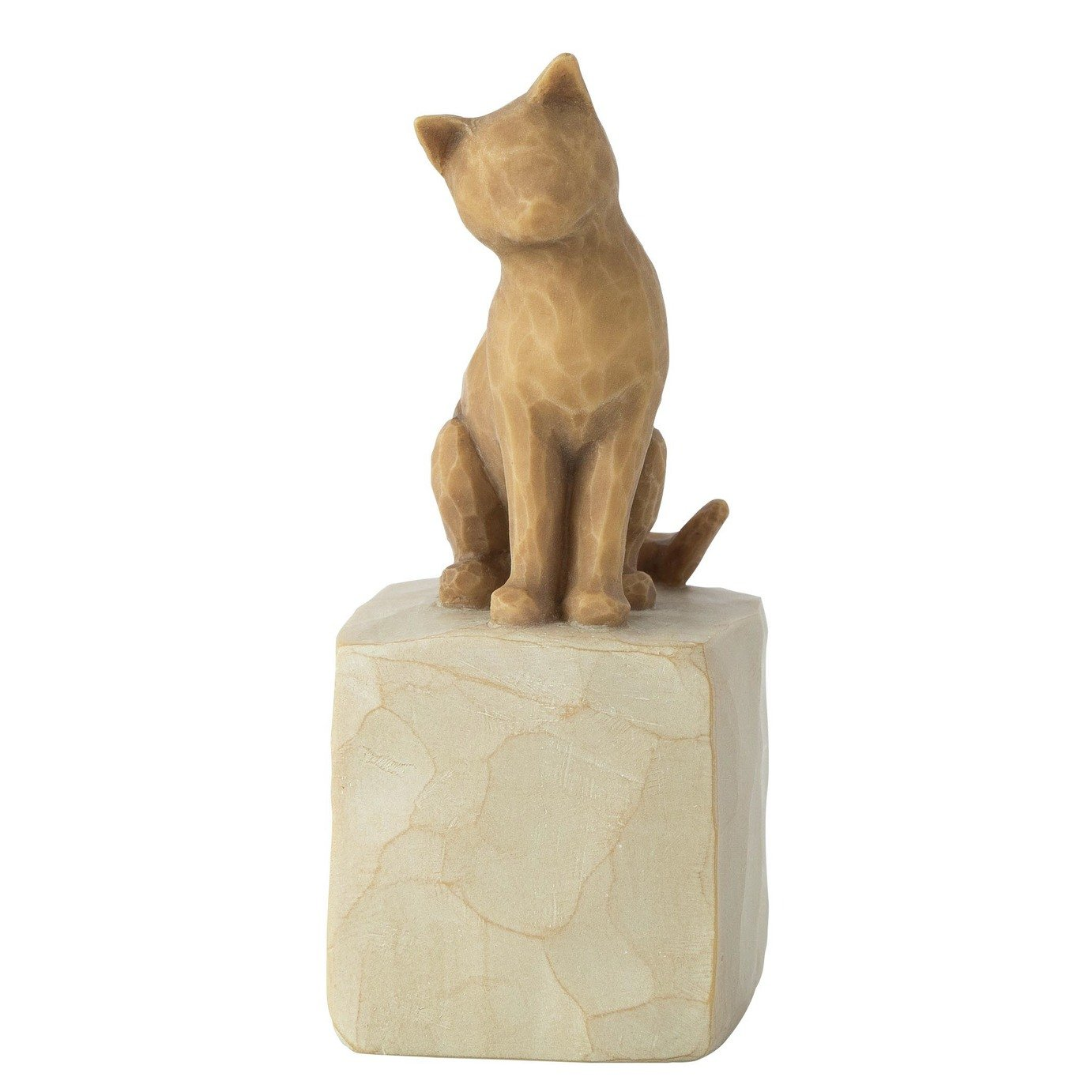 Willow Tree Love My Cat Figurine
