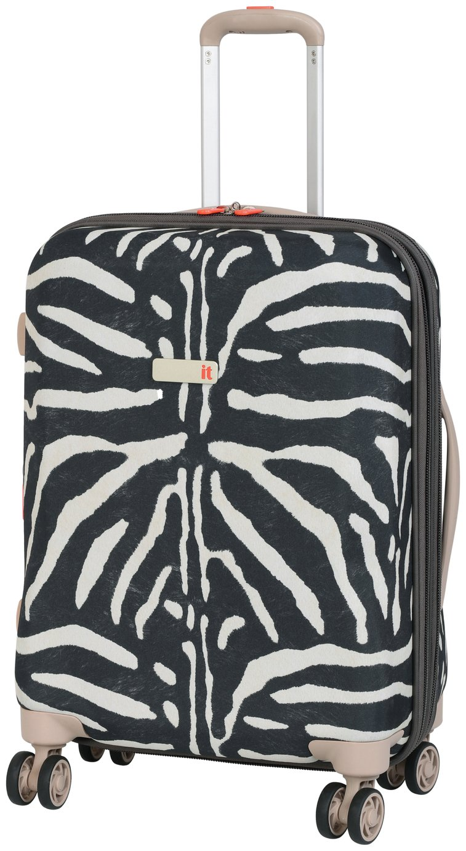 Sale On It Luggage Ionian 8 Wheel Frameless Cabin Case