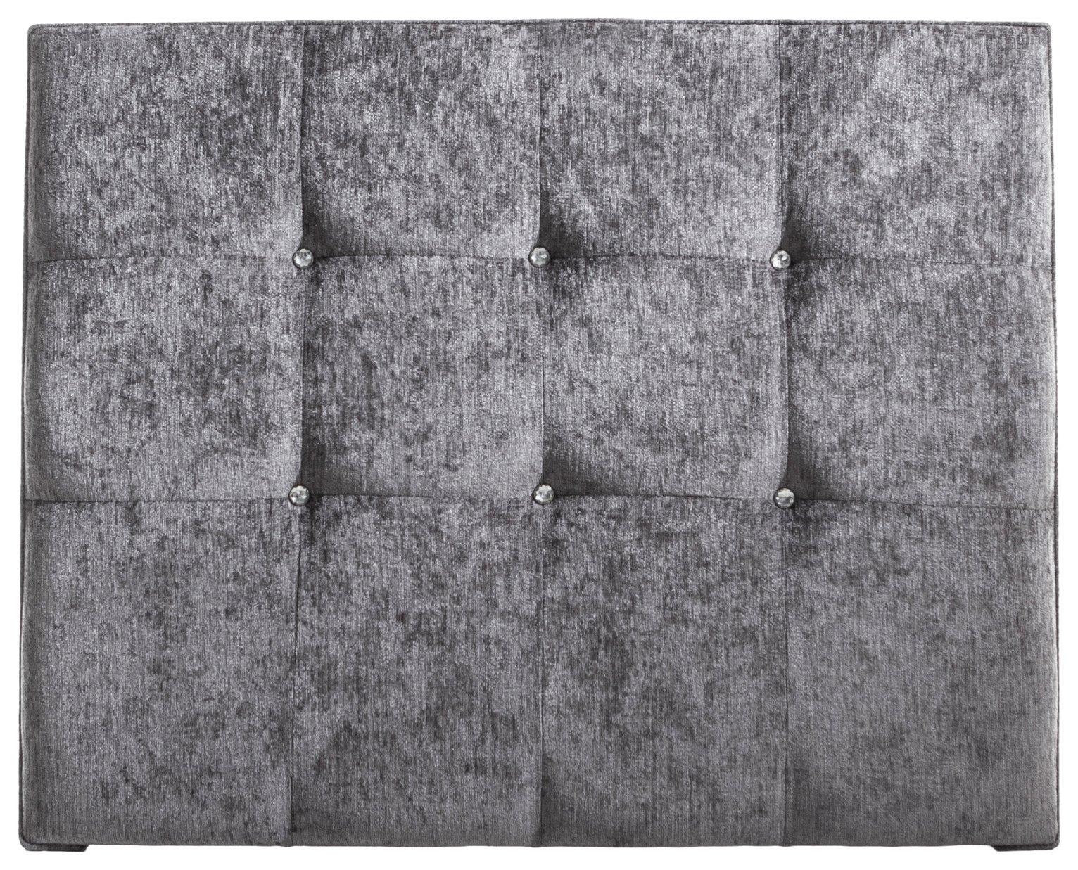 Image of Airsprung Anaya Single Headboard - Grey