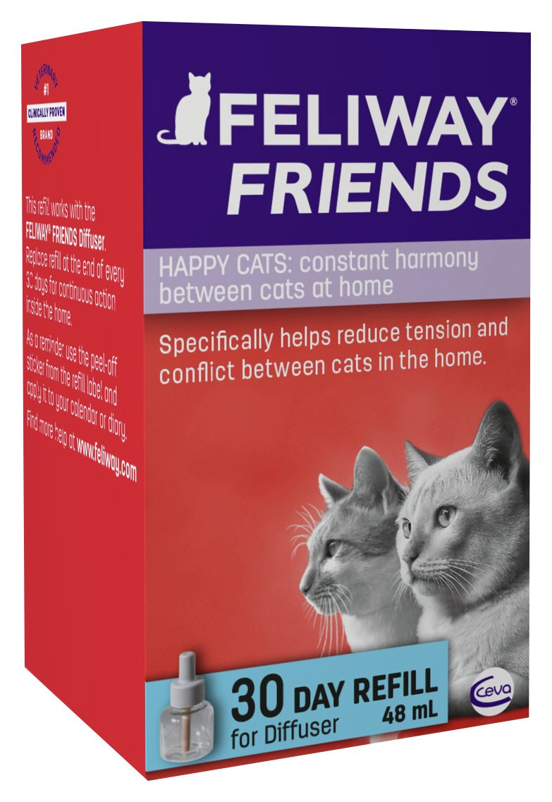 Image of Feliway Friends 30 Day Refill Pack