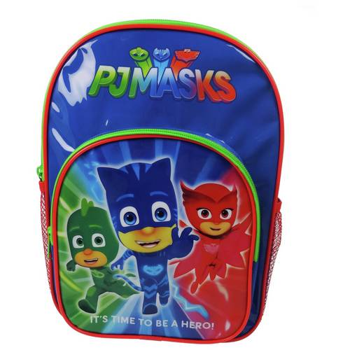 36fdf84024b0 Buy PJ Masks 16.6L Backpack - Blue   Limited stock Sports and leisure    Argos