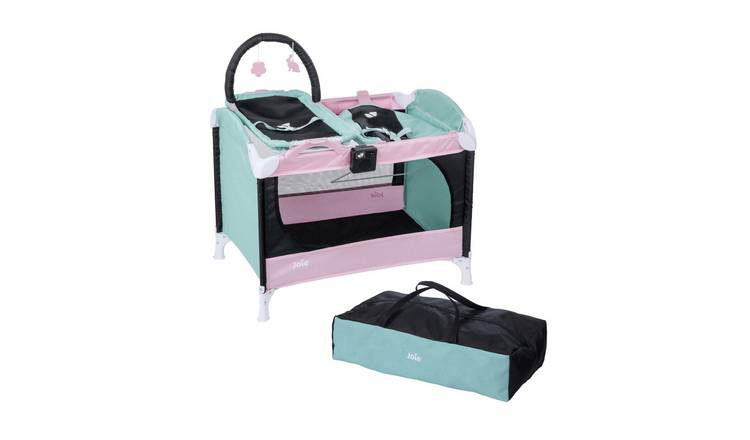Joie Excursion Toy Travel Cot