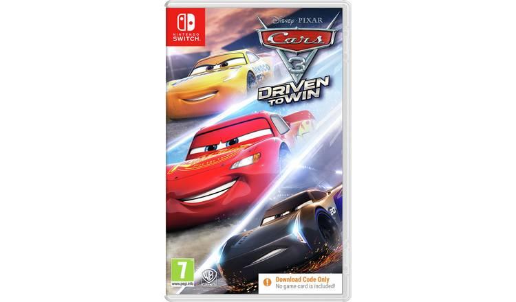 buy cars 3 nintendo switch game  nintendo switch games
