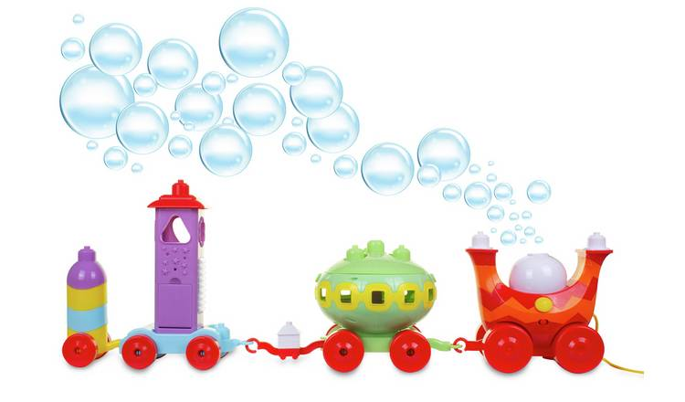 In the Night Garden Musical Ninky Nonk Bubble Train