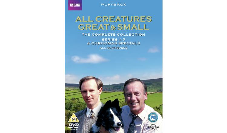 All Creatures Great and Small Complete DVD Box Set