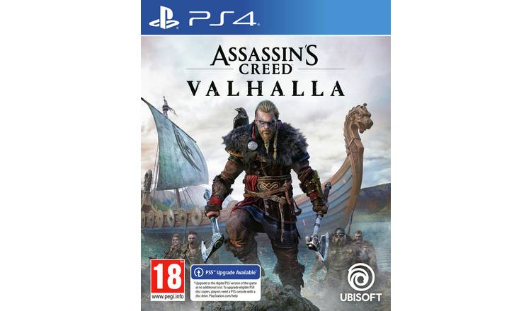 Assassin's Creed: Valhalla PS4 Game
