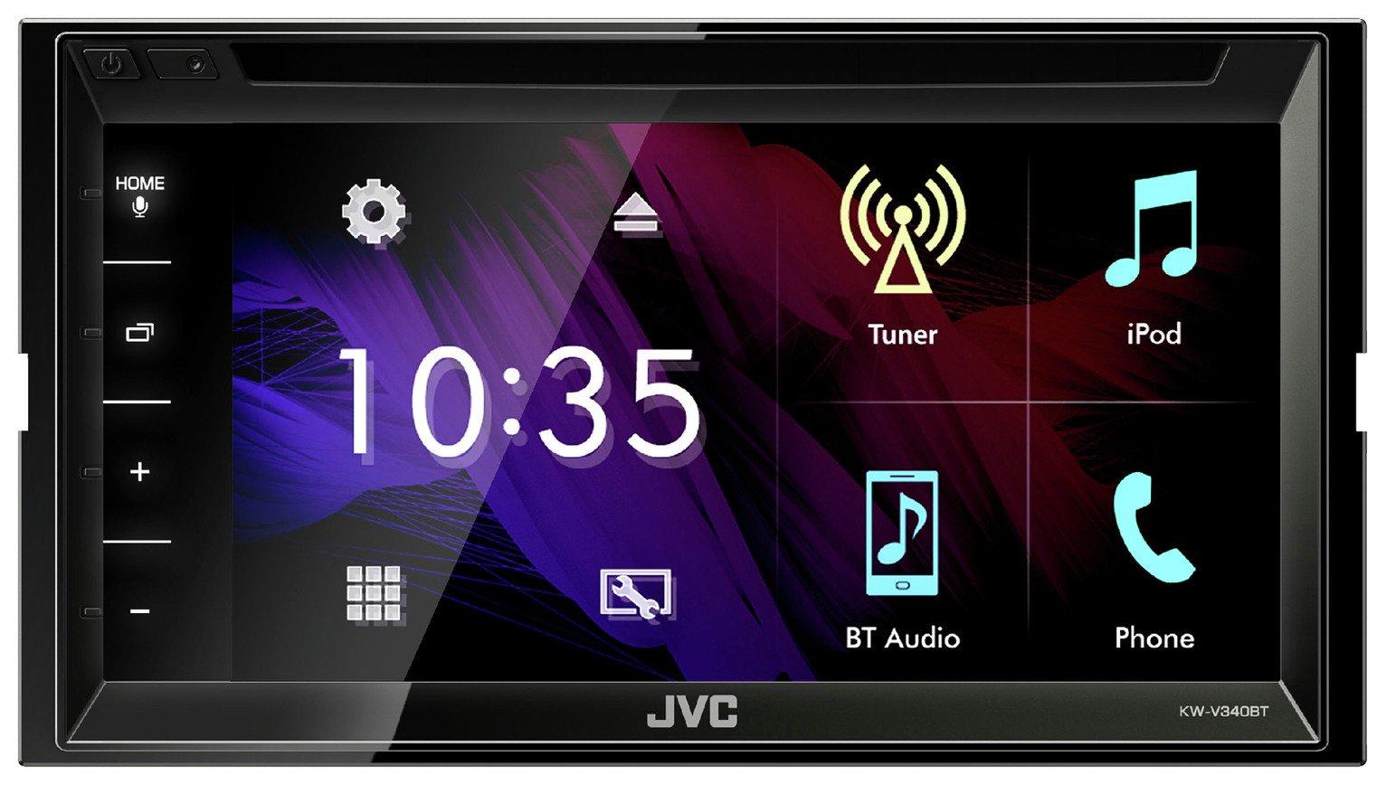 JVC KW-V340BT Car Stereo