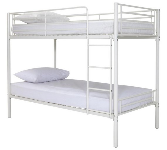 full scanica bed bunk stairs bunks stairway white aria adults kids with loft lofts beds mattress for
