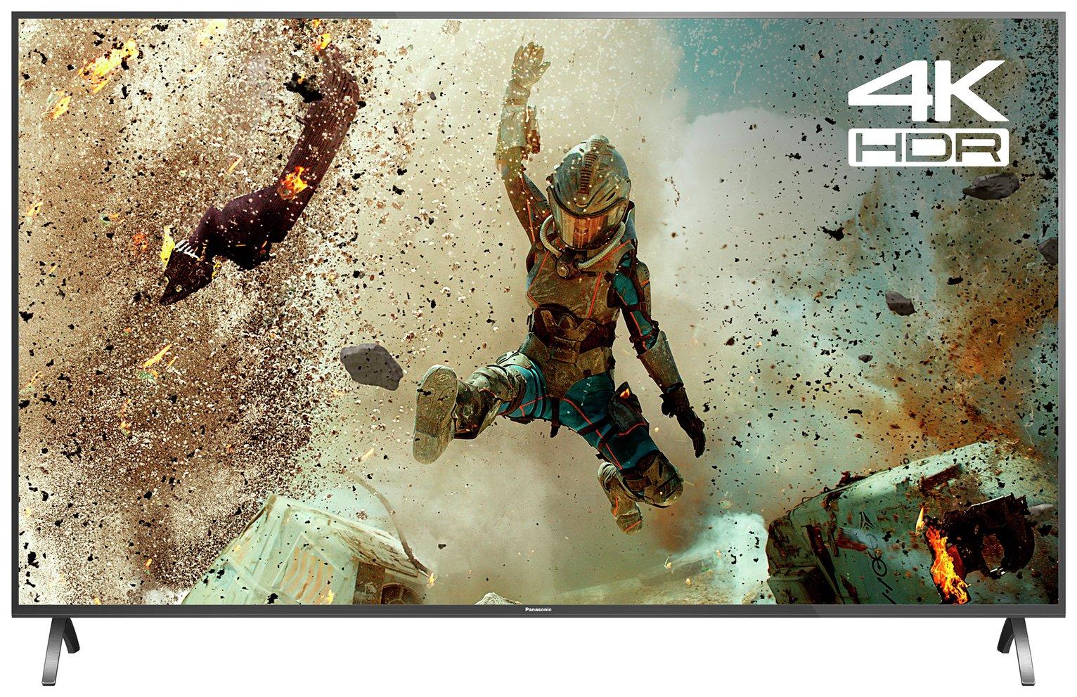 Panasonic Panasonic 55 Inch TX-55FX700B Smart 4K UHD TV with HDR