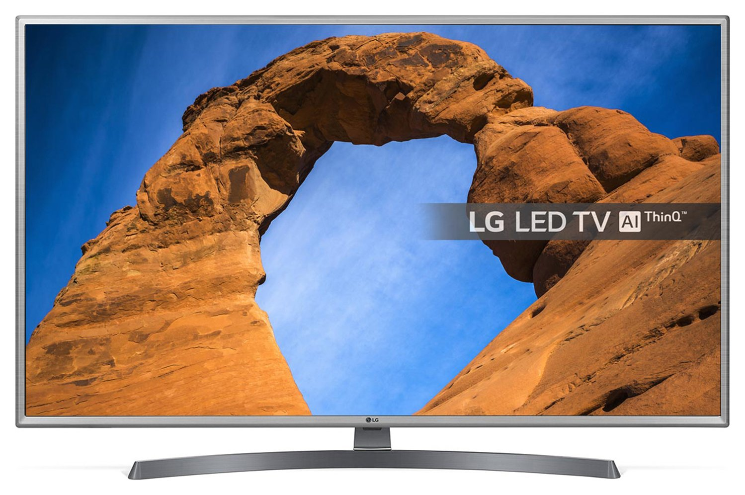 LG 49 Inch 49LK6100PLB Smart Full HD TV