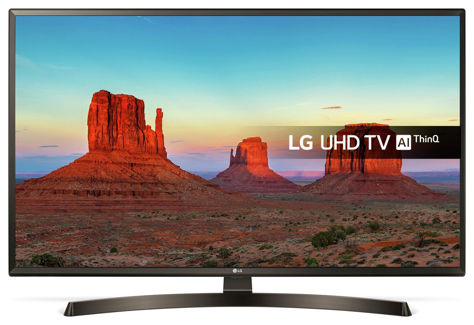 LG 49 Inch 49UK6400PLF Smart Ultra HD 4K TV with HDR