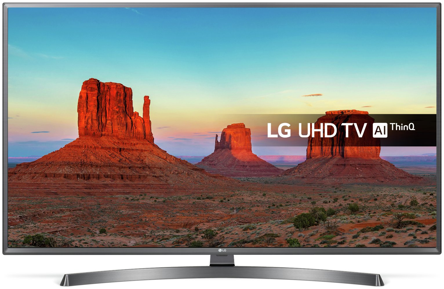 LG 50 Inch 50UK6750PLD Smart Ultra HD TV with HDR