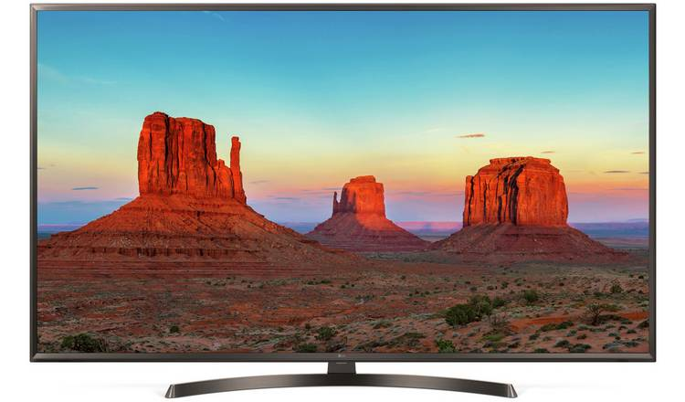 37b1600ea Buy LG 55 Inch 55UK6400PLF Smart Ultra HD 4K TV with HDR ...