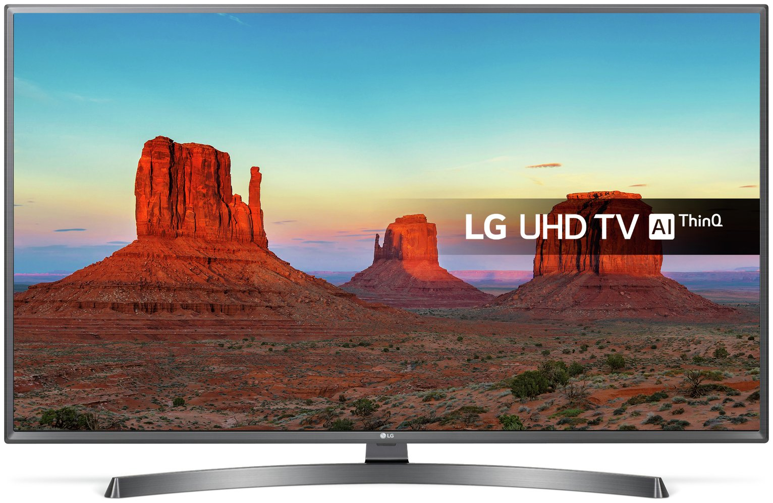 LG 55 Inch 55UK6750PLD Smart Ultra HD TV with HDR