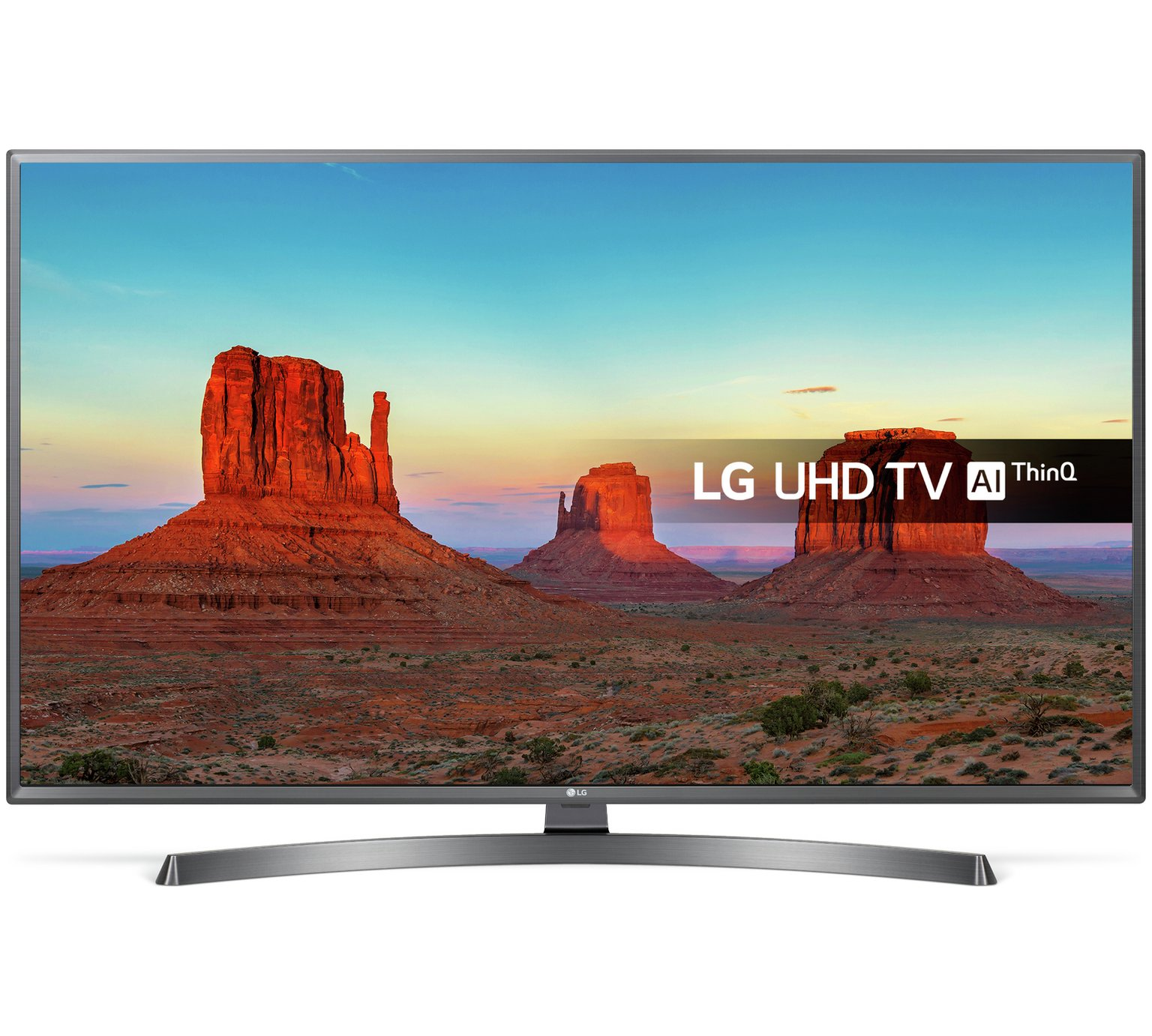 LG 55 Inch 55UK6750PLD Smart Ultra HD TV with HDR by LG 819/3531