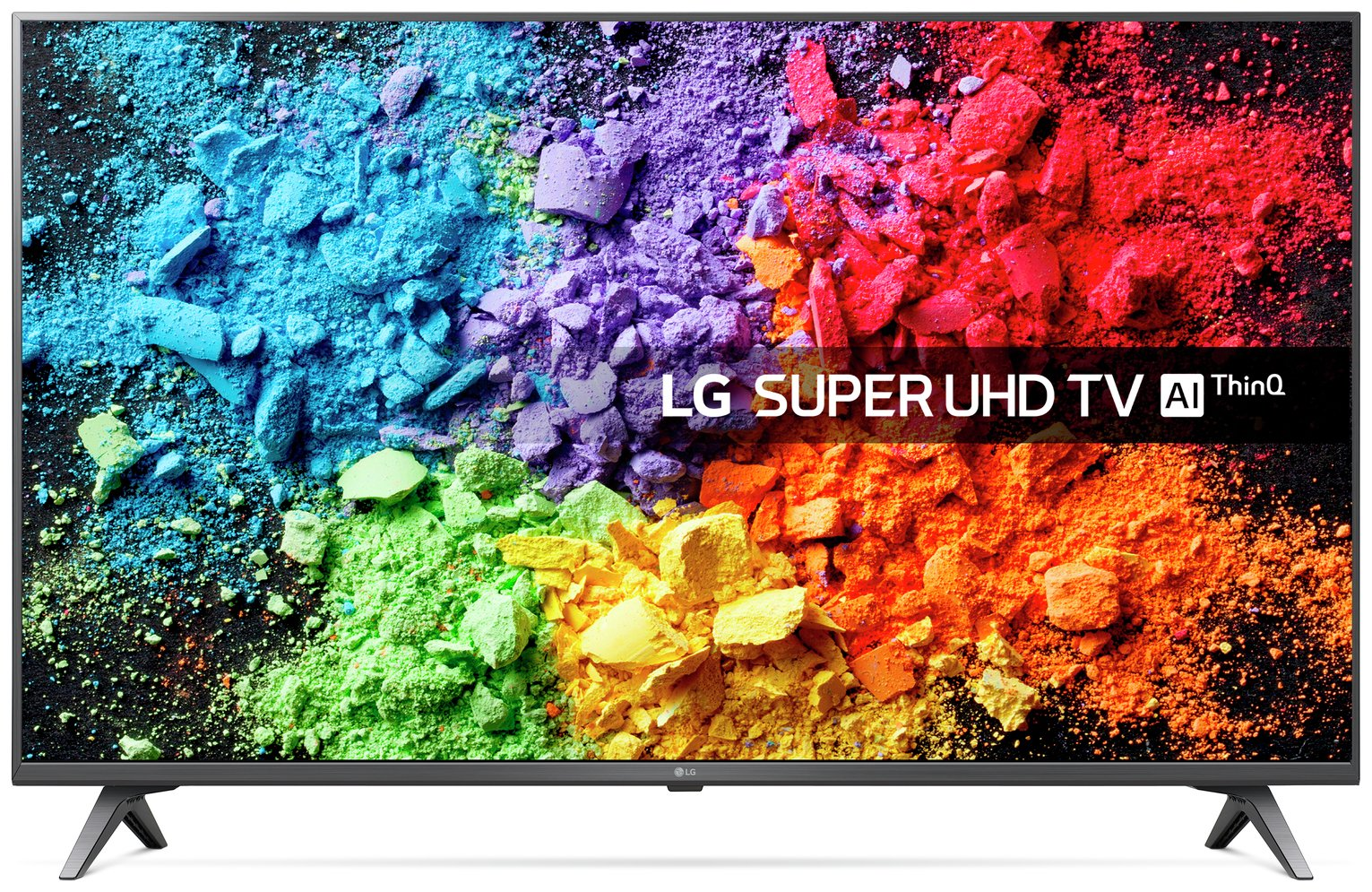 LG 55 Inch 55SK8000PLB Smart Ultra HD TV with HDR