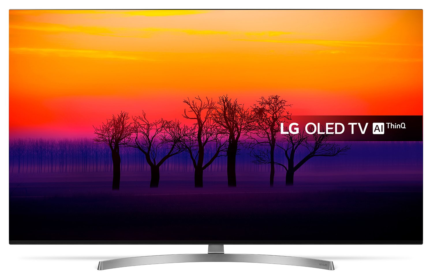 LG 55 Inch 55OLED55B8SLA Smart Ultra HD TV with HDR