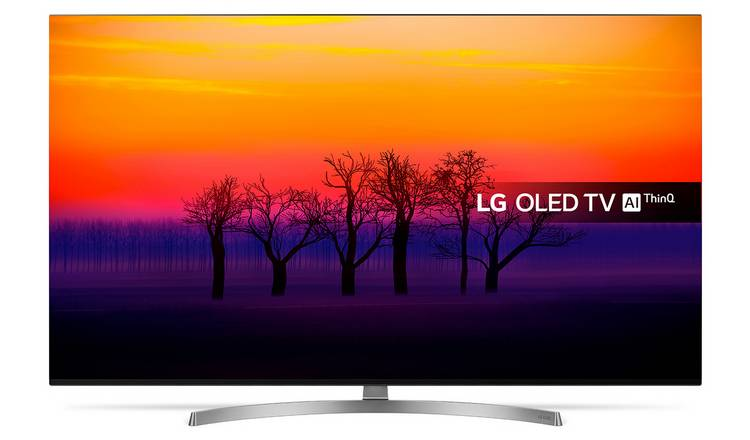 2ebafd8fc Buy LG 55 Inch OLED55B8SLC OLED Smart Ultra HD TV with HDR ...