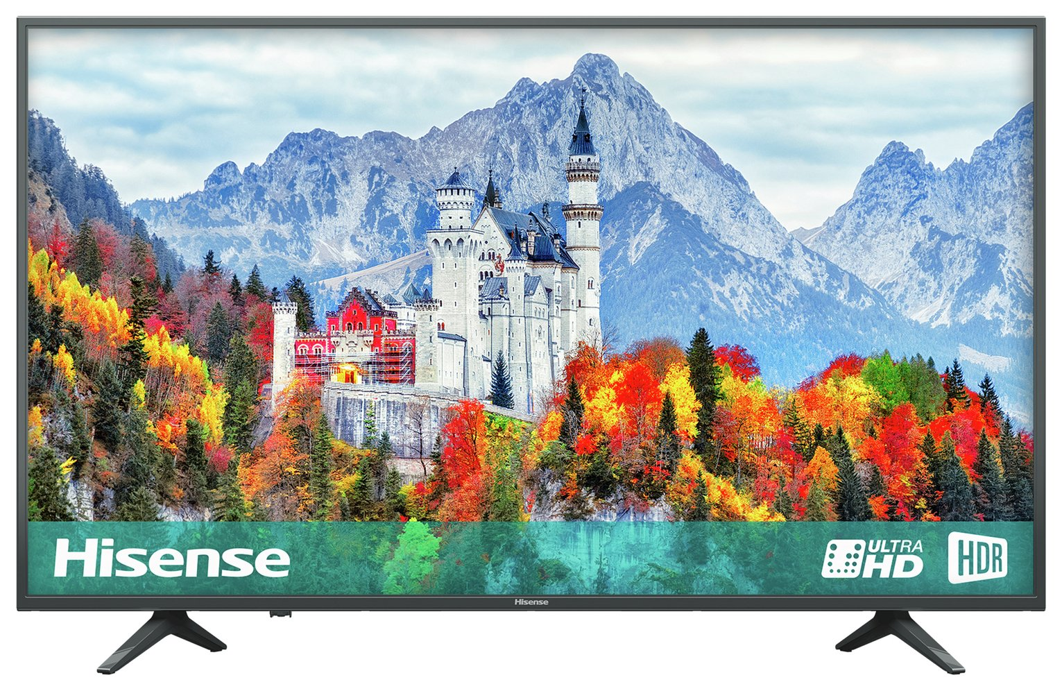 Hisense 55 Inch H55A6250UK Smart 4K UHD TV with HDR
