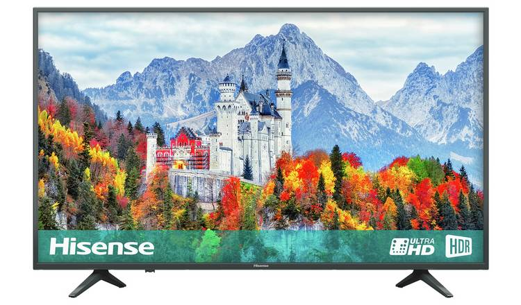 Buy Hisense 55 Inch H55A6250UK Smart 4K UHD TV with HDR | Televisions and  accessories | Argos