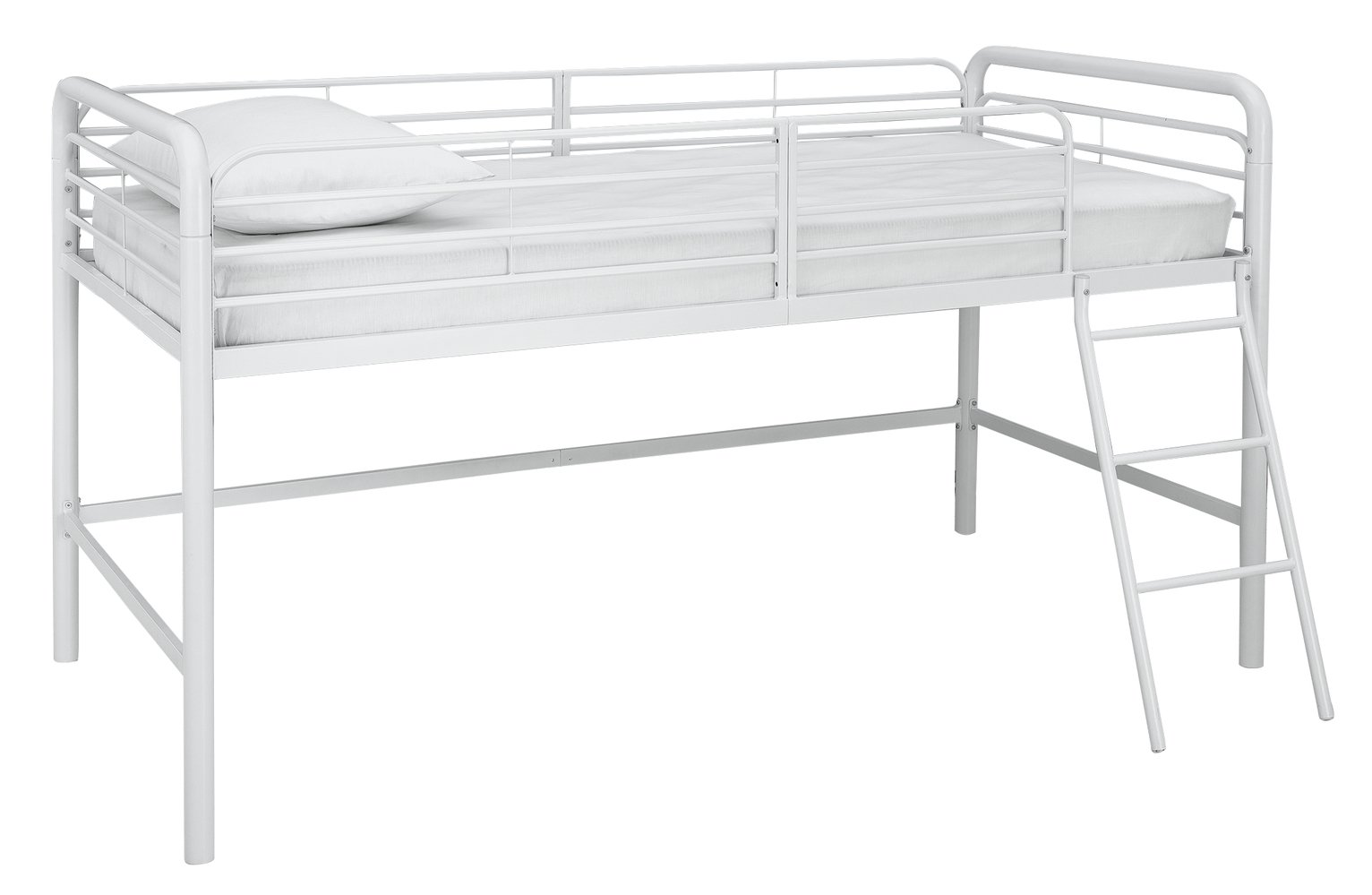 Argos Home Jo White Mid Sleeper