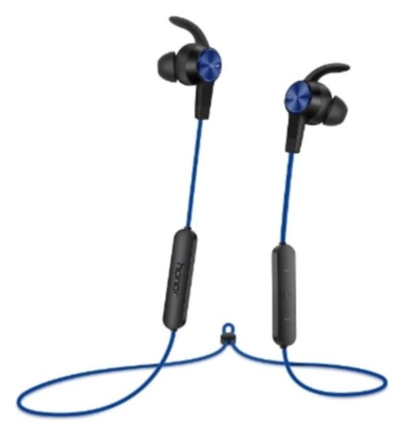 Image of Honor In - Ear Sports Bluetooth Headphones - Black