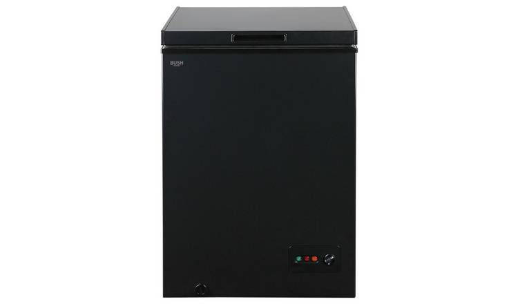 Bush MCF99BL Chest Freezer - Black