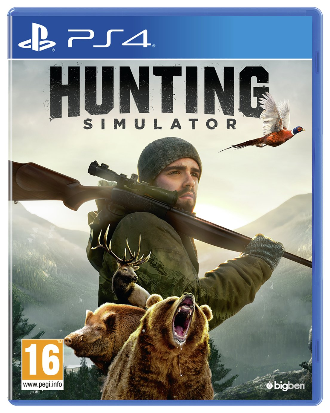 Hunting Simulator PS4 Pre-Order Game