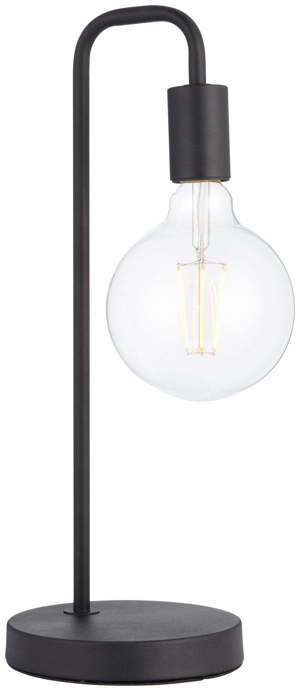 Argos Home Rayner Table Lamp - Black