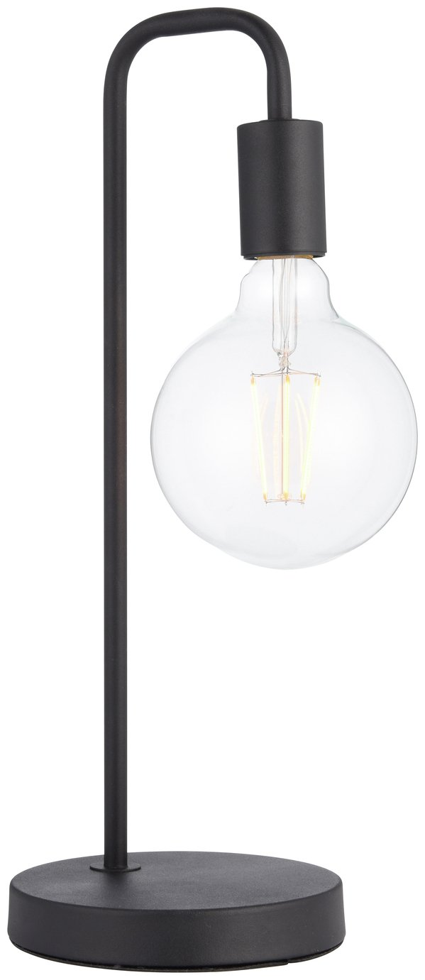 Buy Argos Home Rayner Table Lamp   Black | Table Lamps | Argos