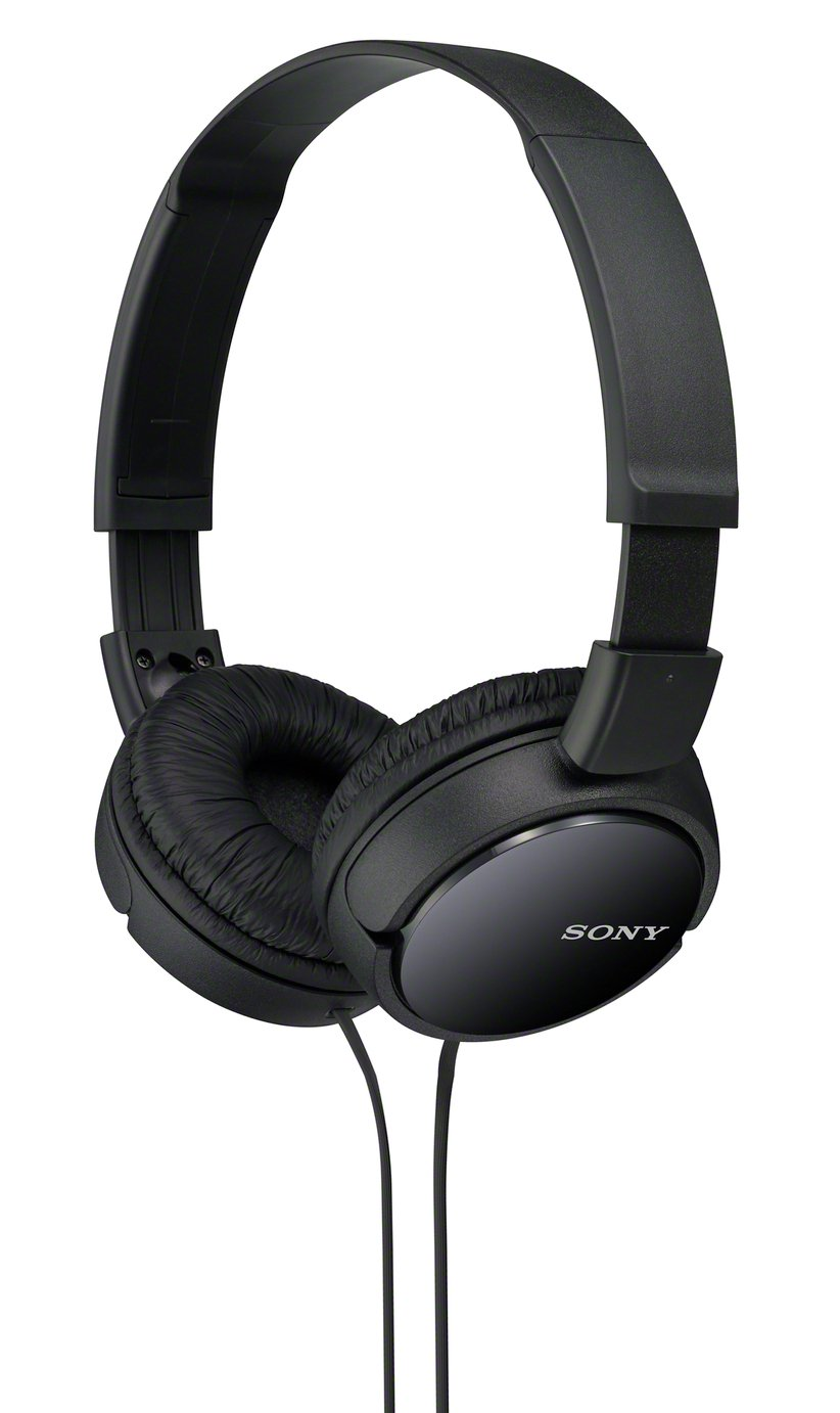 Sony MDR- Z110 Over-Ear Headphones - Black