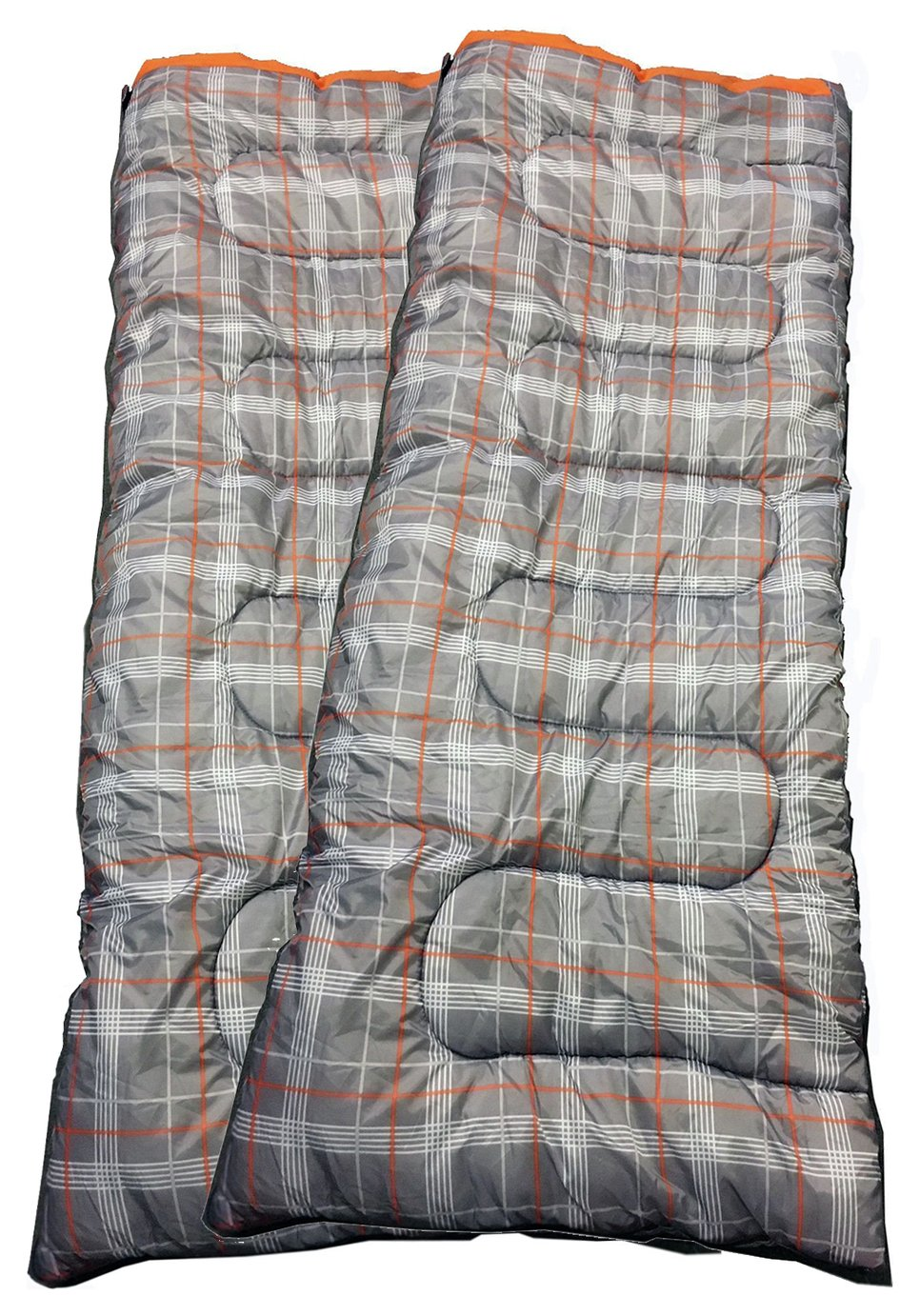Olpro Double 300GSM Hush Patterned Sleeping Bag